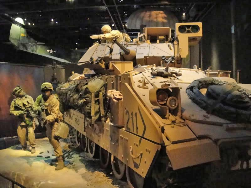 Kia Of Bradley >> 1-22 Infantry Bradley at National Infantry Museum