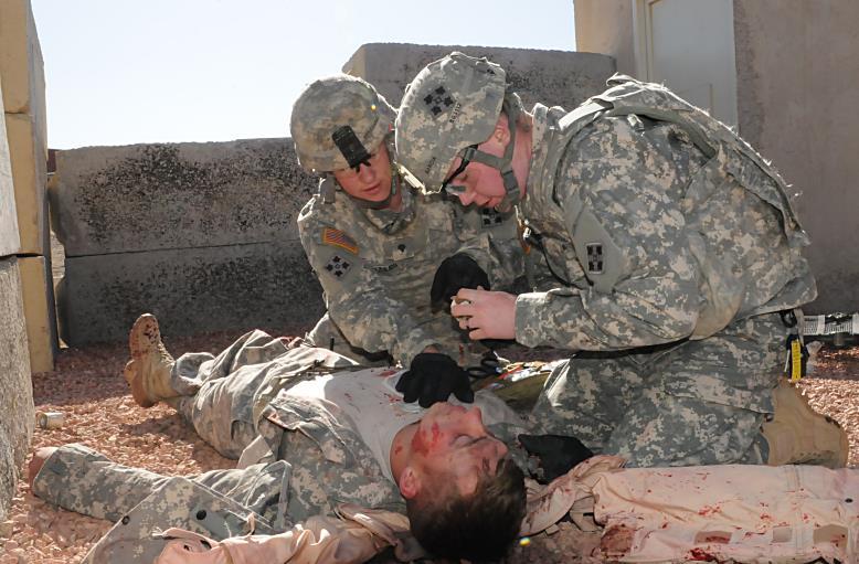 Combat medic - Wikipedia