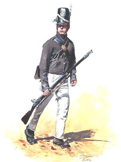 22nd Infantry War of 1812 Dead
