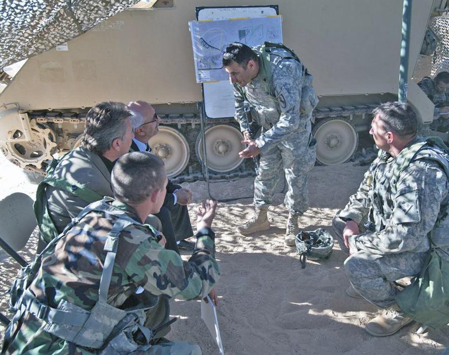 Fort Irwin National Training Center
